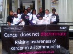 Cancer does not discriminate