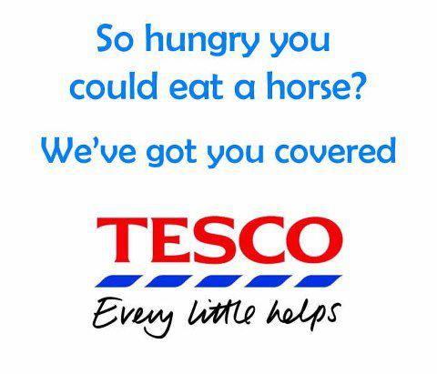 As hungry as a horse?