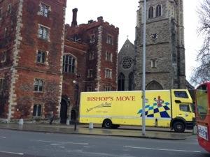 Bishops Move!