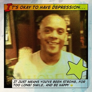 It´s Okay To Have Depression!