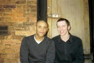 Me & Daniel