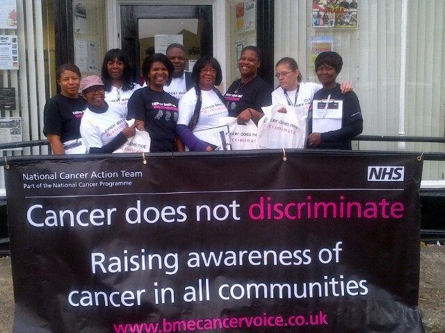 Cancer Does Not Discriminate e-petition