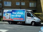 Tesco... You Shop, We Drop!