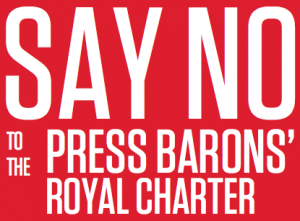 Hacked Off Royal Charter