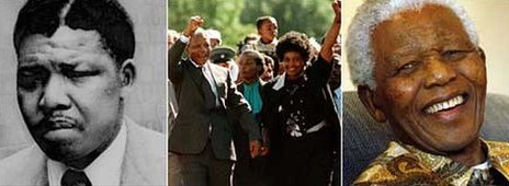 Nelson Mandela's life and times