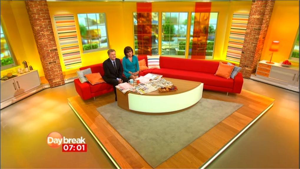 ITV Daybreak Studio