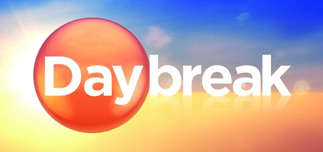 ITV Daybreak 2013