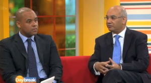 KM & Keith Vaz MP