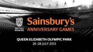 Sainsbury's Anniversary Games
