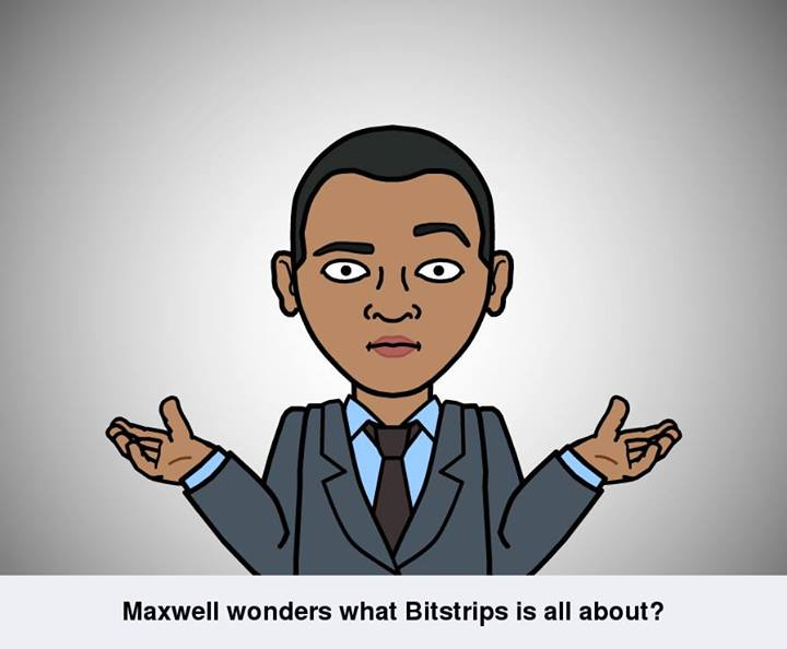 Maxwell Bitstrips