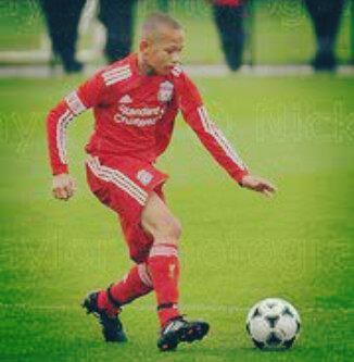 Wade Maxwell Liverpool