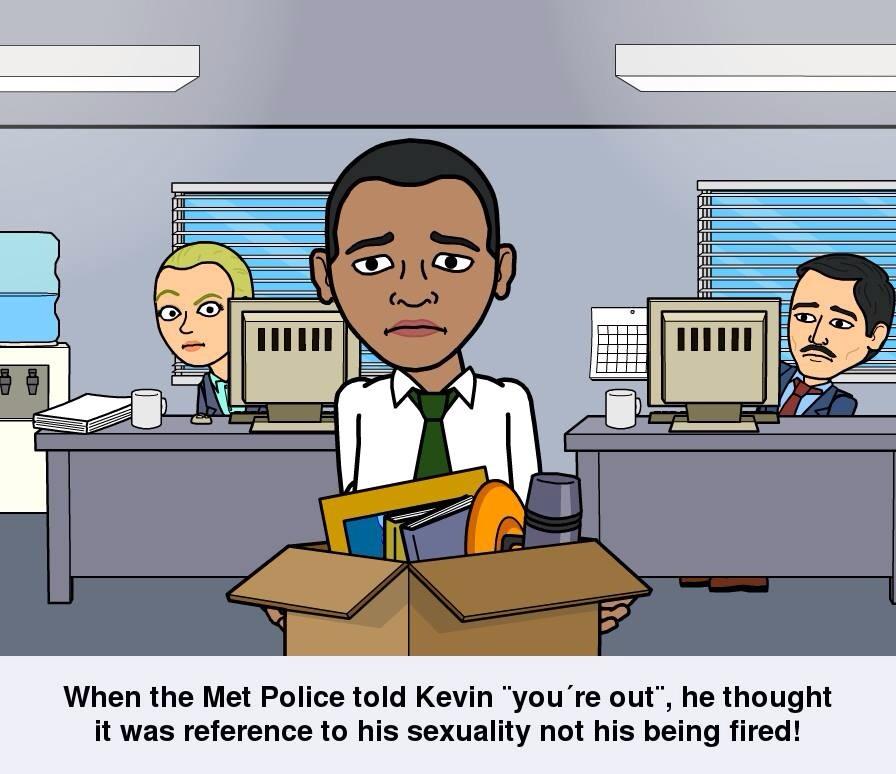 BitStrips Kevin