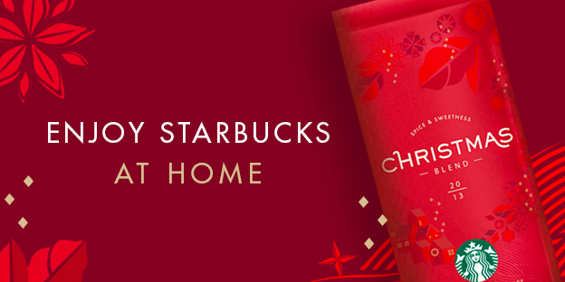 Christmas at Starbucks