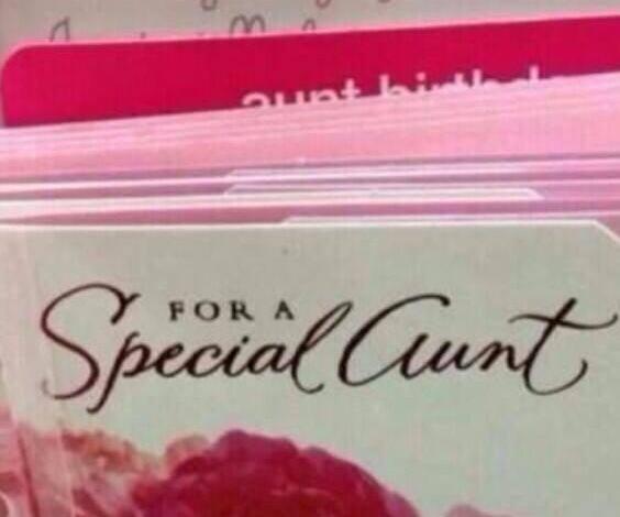 Worst Card Ever