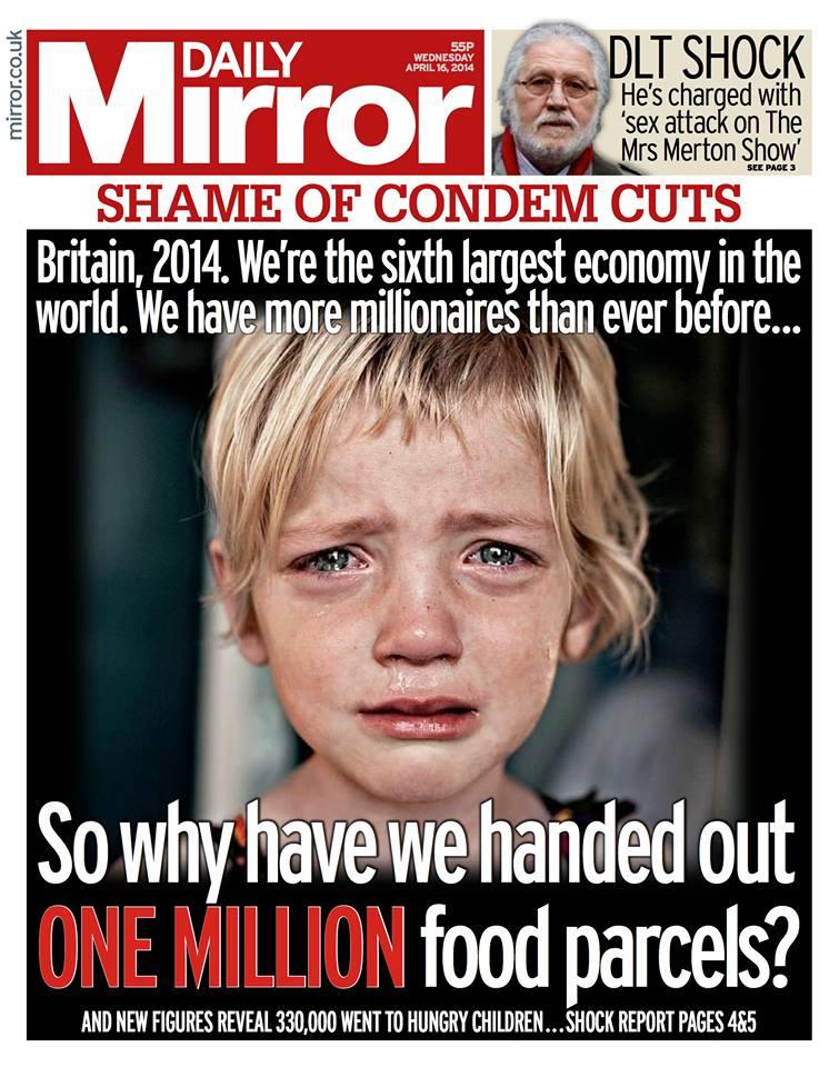 Britain's SHAME ...
