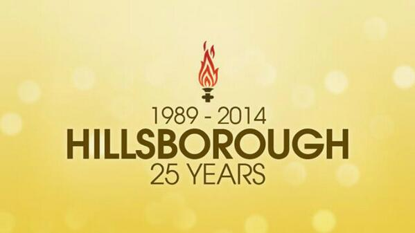 Hillsborough ... 25 Years On