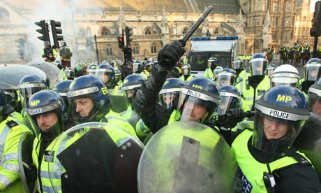 Fighting the Met Police
