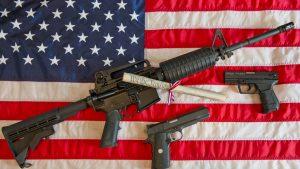 America and Guns