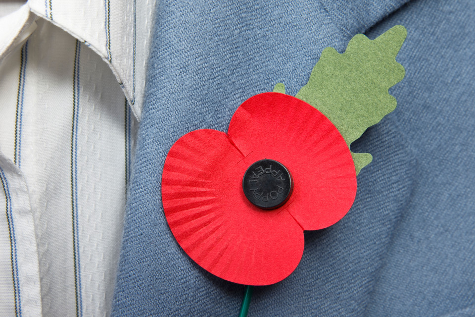 Stop Making The Wearing Of Remembrance Poppies Political